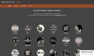 ostentum radio portal website