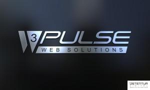 ostentum w3pulse logo concept